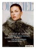 L'Officiel  November 1998 - Jayne Windsor