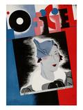 L'Officiel  August 1933 - Rose Valois