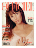 L'Officiel  September 1994 - Christy Turlington