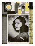 L'Officiel  December 1930 - Mlle Mado