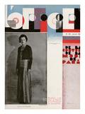 L'Officiel  January 1932 - Comtesse de La Falaise