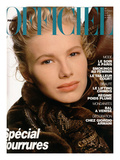 L'Officiel  October-November 1987 - Laurence