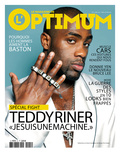 L'Optimum  March 2012 - Teddy Riner