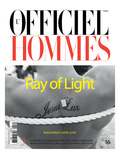L&#39;Officiel  Hommes June 2009 - Jesus Luz