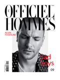 L'Officiel  Hommes August 2007 - Kevin Federline