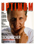 L&#39;Optimum  June-July 1999 - Michael Schumacher