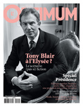 L&#39;Optimum  April 2007 - Tony Blair