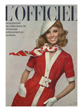 L'Officiel  March 1968