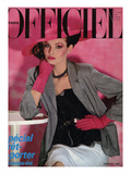 L'Officiel  April 1980 - Cerruti 1881