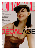 L'Officiel  June-July 2001 - Jenny