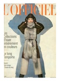 L'Officiel  September 1970 - Ensemble de Christian Dior