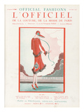 L'Officiel  October 1925 - de Loin