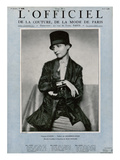 L'Officiel  June 1926 - Mme Agnès