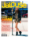 Jalouse  March 2008 - Ruby Aldridge
