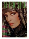 L'Officiel  October 1977 - Marie Laforêt