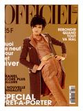 L'Officiel  August 1996 - Stella Tennant