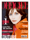L'Officiel  September 1996 - Emmanuelle Béart