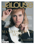 Jalouse  September 2011 - Mila Jovovic