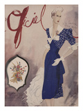 L'Officiel  July 1942 - Nina Ricci  Van Cleef et Arpels