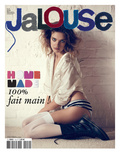 Jalouse  April 2009 - Natalia Vodianova (Viva)