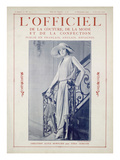 L'Officiel  December 15 1922 - Alice Bernard pour Vera Sergine