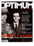 L'Optimum  April-May 2000 - Alain Prost et Alesi