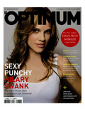 L'Optimum  March 2005 - Hilary Swank