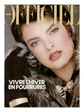 L'Officiel  November 1984 - Christian Dior
