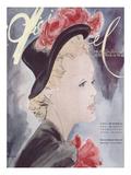 L'Officiel  August-September 1941 - Nouveaux Chapeaux d'Automne  Nouveaux Tissus d'Hiver