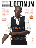 L&#39;Optimum  July-August 2011 - Usain Bolt