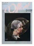L'Officiel  May 1936 - Mme Agnès