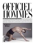 L'Officiel  Hommes August 2008 - Roberto Bolle