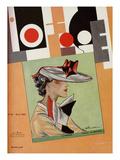L'Officiel  April 1935 - Le Monnier