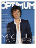 L'Optimum  November 2001 - Mick Jagger