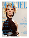 L'Officiel  2004 - Uma Thurman