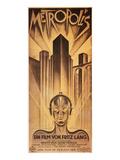 Metropolis Poster  1926