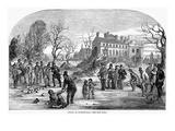 Curling  1853