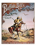 Buffalo Bill: Poster  1893