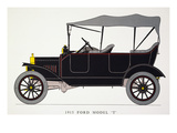 Auto: Model T Ford  1915