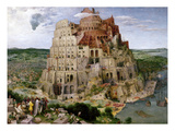 Bruegel: Tower of Babel