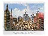 Broadway  NYC  1875
