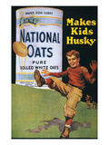 National Oats Ad  1919