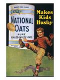 National Oats Ad  1919