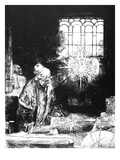 Rembrandt: Faust  1652