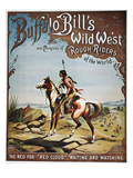 Buffalo Bill&#39;s Show Poster