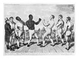 Boxing: Cribb v Molineaux