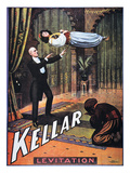 Harry Kellar: Poster  1904
