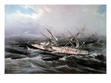 Clipper Ship 'Comet ' 1855