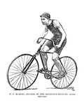 Bicycling  1890