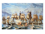 Battle of Lake Erie  1813